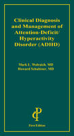 Clinical Diagnosis and Management of Attention-Deficit/Hyperactivity Disorder (ADHD) Cover