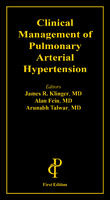 Clinical Management of Pulmonary Arterial Hypertension, 1E Cover